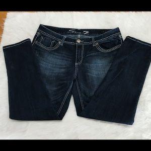 Seven7 Skinny Jean.